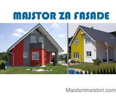 Majstor za fasadu - Fasade Beograd