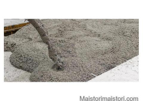 Betoniranje-betonaža